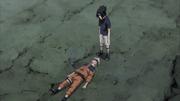 Naruto cae derrotado