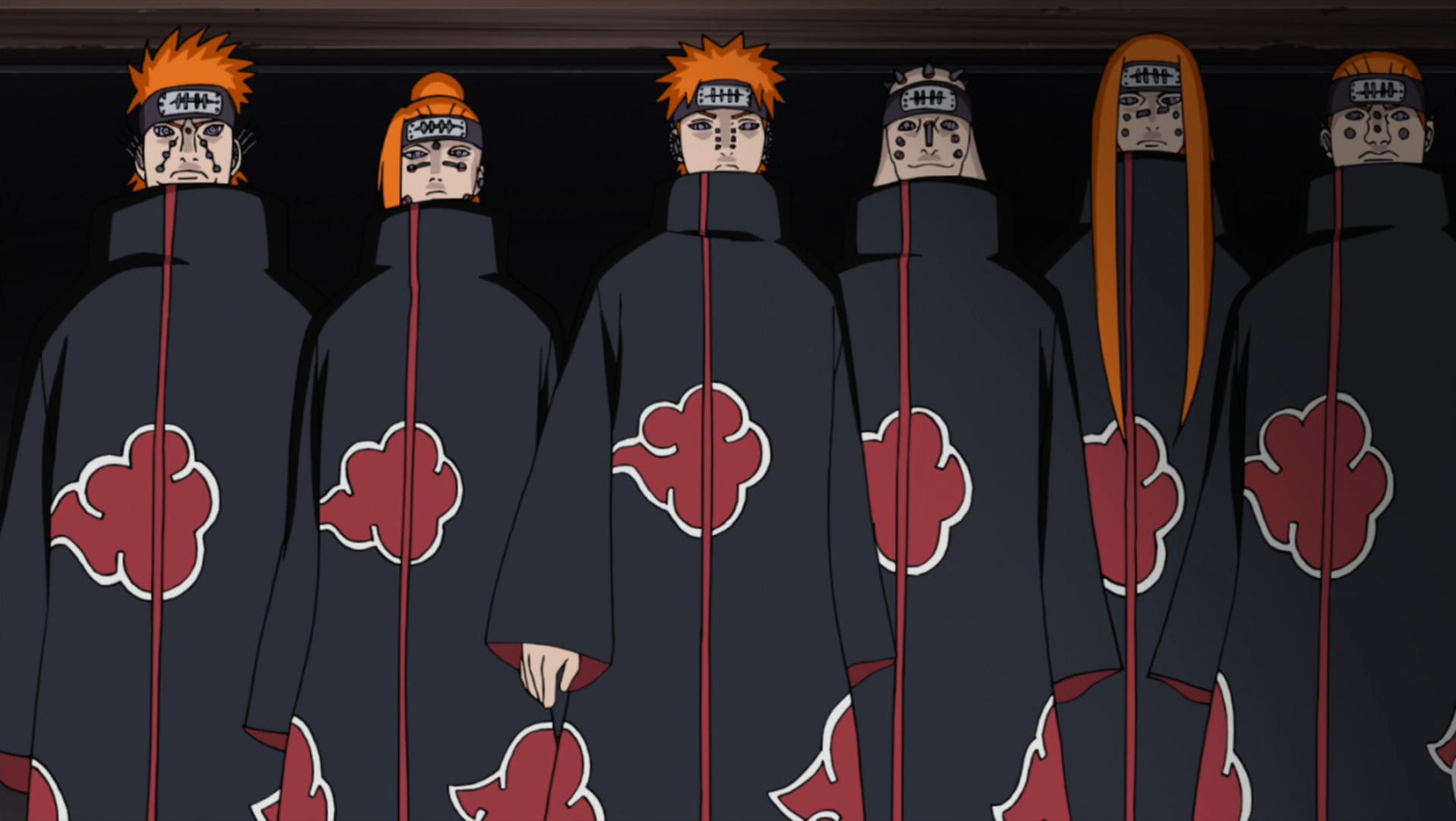 Six Paths of Pain | Narutopedia | Fandom