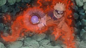 Yōko Rasengan (Naruto Uzumaki - AnimeHD)
