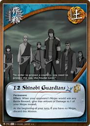 12 Guardianes Ninjas WoW
