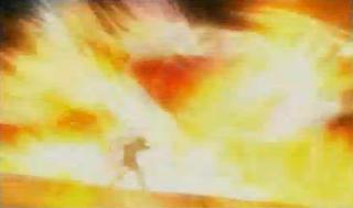 Fire Whirlwind Vortex Technique