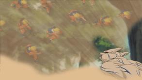Liberação de Vento- Nuvem de Areia Infinita — Grande Destruição