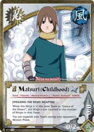 Matsuri (Infancia) FotS