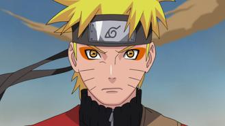 Naruto's Sage Mode