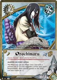 Orochimaru TP4