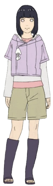 Hinata Boruto Movie