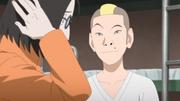 Kamata decide fazer amizade com Kokuri