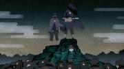 Madara and Izuna's Power