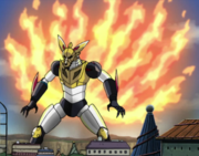 Mecha-Kurama Anime