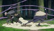 Mifune pokonuje Hanzo