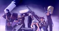 Os Sete Espadachins da Névoa