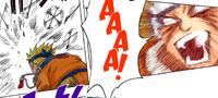 Rajada de Naruto (Mangá Colorido)