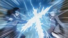 Sasuke ve B savaş