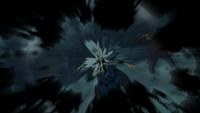 Deus Voador do Trovão - Trovão Guiado (Tobirama - Game)