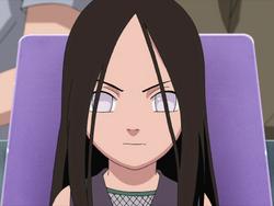 Hanabi Hyuga profilo