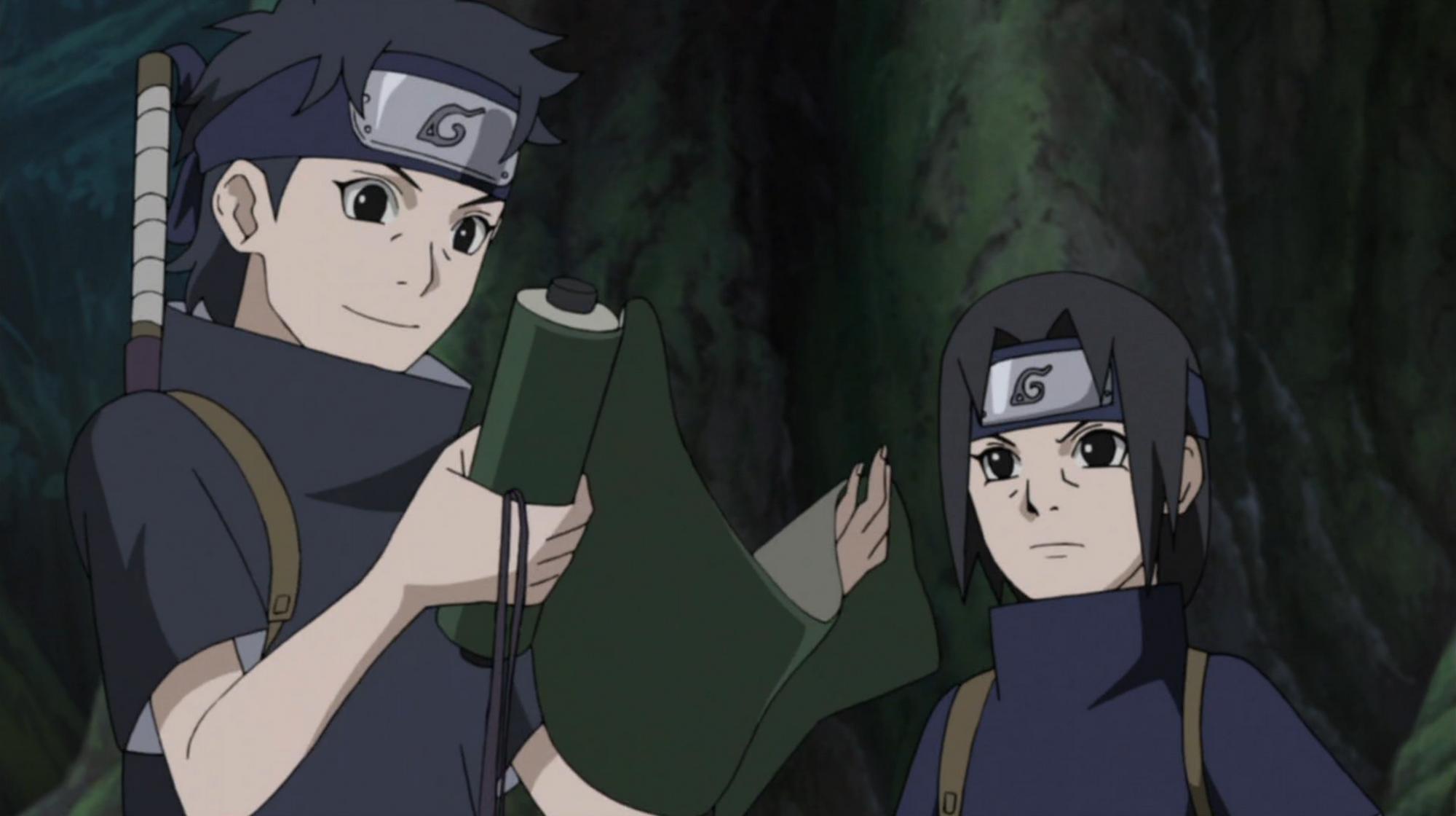 Shisui's Request   Narutopedia   Fandom