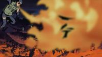 Liberação de Fogo - Projétil do Dragão de Fogo (Ebisu)