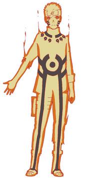 Naruto Chakra Mode the Last