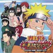 Naruto Konoha Spirits Original Game Soundtrack