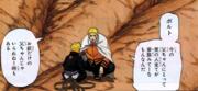 Naruto hablando con Boruto