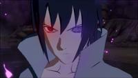Rinnegan Roxo de Sasuke (Game)