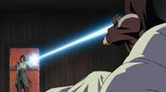 Sasuke ataca Orochimaru