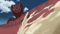 Cauda da Cobra Nagi (Garaga - Anime)