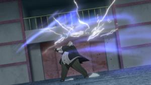 Elemento Viento Escudo del Conde del Viento Anime