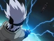 Kakashi vs Orochimaru