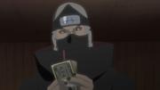 Kakuzu comptant de l'argent