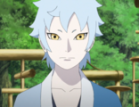 Mitsuki durante la Academia