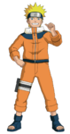 Naruto - 12 anos (Render)