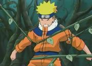 Naruto es atrapado en el genjutsu del rival