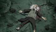 Onoki gravemente herido