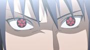 Os novos olhos de Sasuke