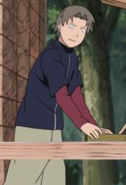 Akane jako nastolatek