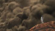 Barreira de Tempestade de Areia