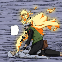 Flash Amarelo (Minato)