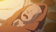 Naruto após seu nascimento