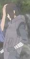 Primera versión de Chaleco táctico de Kirigakure mostrado en el anime