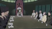 Reunião para Sexto Hokage