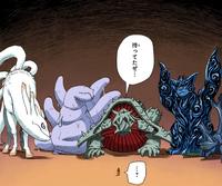 Telepatia da Besta com Cauda (Mangá)
