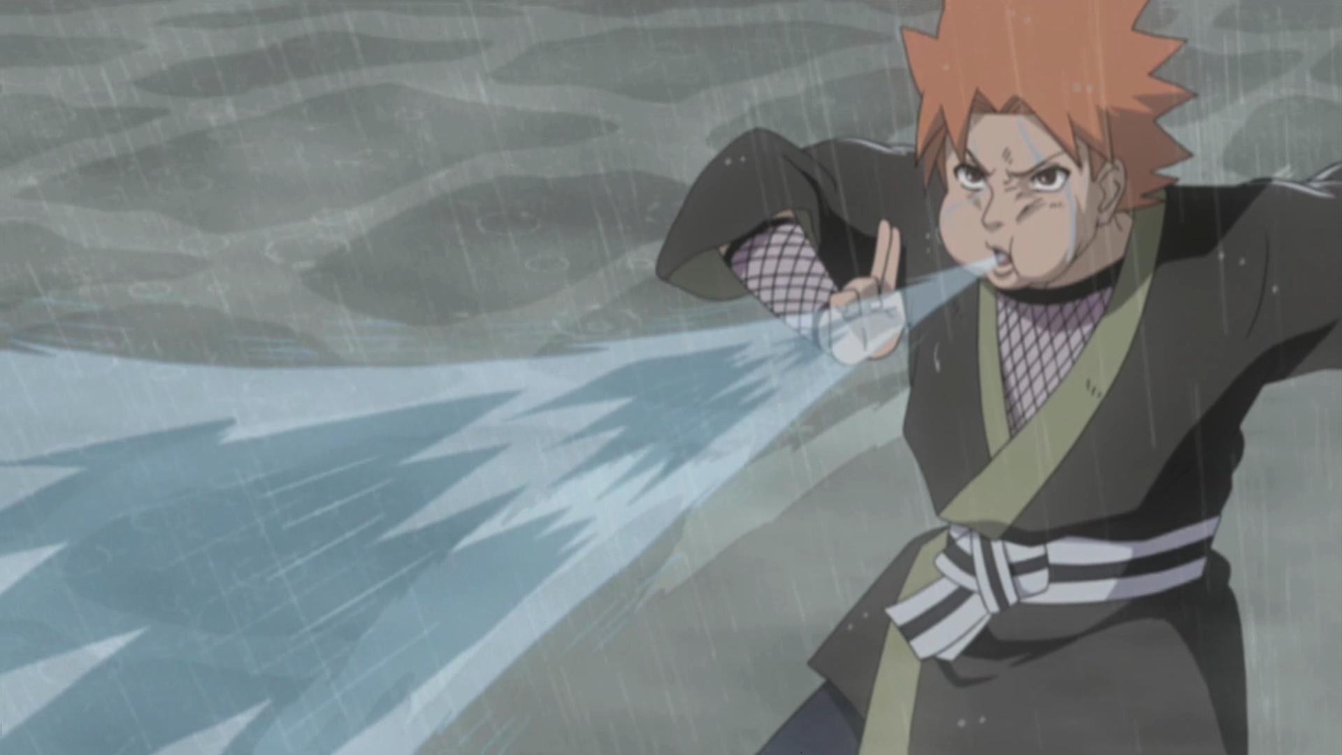 Water Release   Narutopedia   FANDOM powered by Wikia