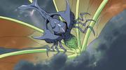 Chōmei voando