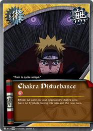 Chakra Disturbance
