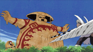 Defesa Absoluta Rígida Final - Escudo de Shukaku