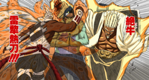 Doble Lariat Manga Color