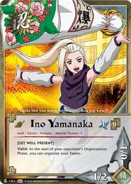 Ino Yamanaka SL