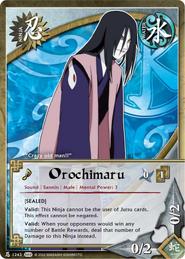 Orochimaru WoW