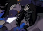 Yakumo ataca a Ido